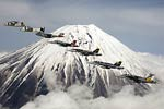 Mount Fuji Flight