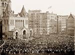 Boston, London Honorables Trinity Church Copley Square 1903