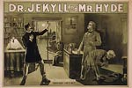 Dr. Jekyll and Mr. Hyde 1880's, Theatre Poster