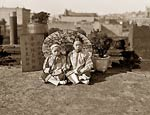 Chinese American Children 1901