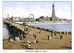Blackpool (from North Pier), England