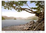 Derwentwater, Keswick, from Friars' Crag, Lake District, England