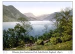 Ullswater, from Gowbarrow Park, Lake District, England