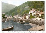 Lynmouth Harbour, Lynton and Lynmouth, England