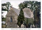 Studland Church, Swanage, England