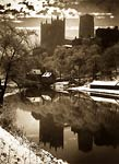 Durham Cathedral old picture