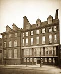 Old Swan House. Chelsea Embankment, London old victorian photo