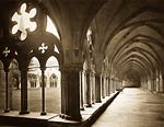 Salisbury Cathedral Cloisters Victorian Britain