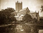 Wells Cathedral victorian era