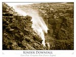 Kinder Downfall, Kinder Scout Waterfall