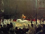 The Circus by George Bellows