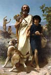 Homer and His Guide William Bouguereau
