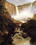 Tequendama Falls, near Bogota, New Granada Frederic Edwin Church