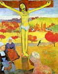 Yellow Christ Paul Gauguin