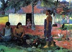 No te aha oe Riri aka Why are You Angry Paul Gauguin