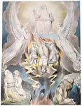 The Fall of Satan William Blake