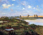 Aigues-Mortes Frederic Bazille