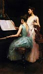 The sonata Irving Ramsay Wiles