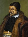 The Lawyer Giuseppe Arcimboldo