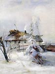 Winter Alexei Savrasov
