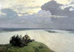 Over Eternal Peace Isaak Levitan