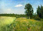 Summer Isaak Levitan