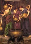 The Danaides John William Waterhouse