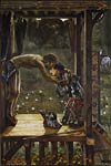 The Merciful Knight Edward Burne-Jones