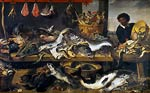 Fish Shop Frans Snyders