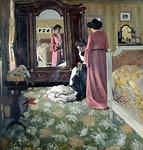 Interior Felix Vallotton
