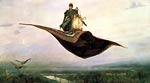 Magic Carpet Viktor Vasnetsov