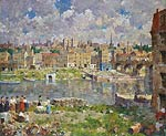 The Other Shore 1923 Robert Spencer