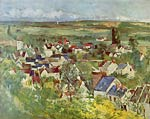Auvers Paul Cezanne