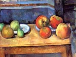 Still Life - Apples and Pears Paul Cezanne
