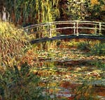 bridge Monet