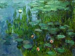 Lotus Claude Monet
