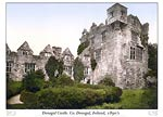 Donegal Castle. County Donegal, Ireland