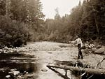 Adirondack Mountain Fishing New York