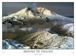 Mount St. Helens Spirit Lake