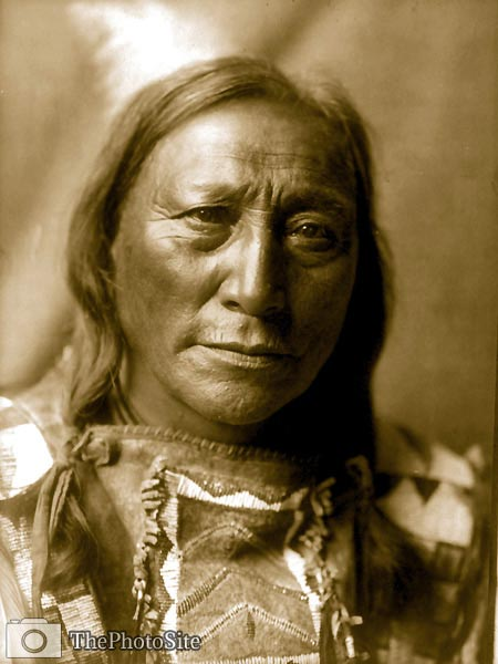 Hollow Horn Bear, Brule, 1907 - Click Image to Close