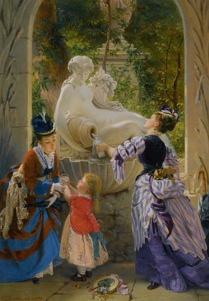 La Fontaine 1874 - Click Image to Close