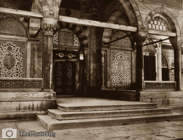 Mausoleum of Sultan Selim II, Ayasofya Turkey - Click Image to Close