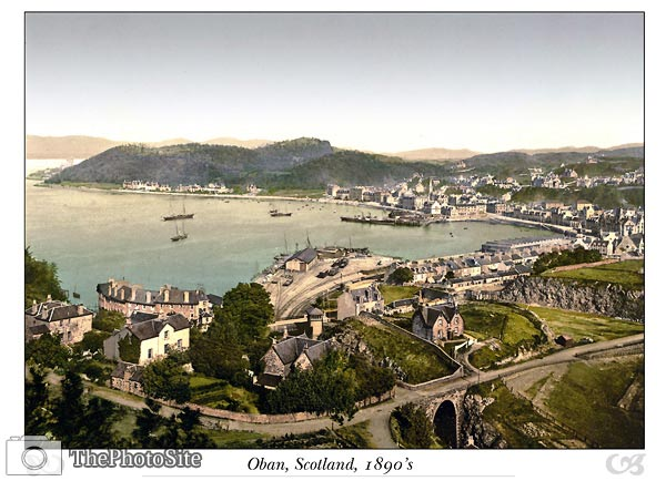 Oban, Scotland - Click Image to Close