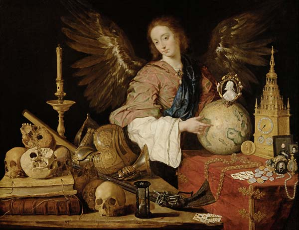 Allegory of Vanity - Click Image to Close