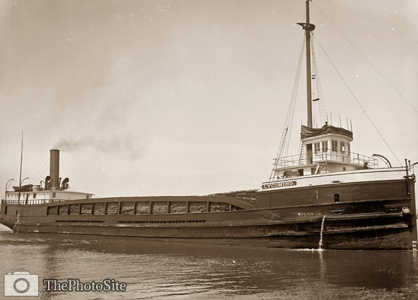 Lycoming Freighter Cargo Ship 1915 - Click Image to Close