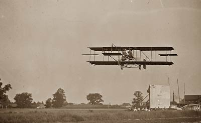 Curtiss-Herring aeroplane 26th June 1909