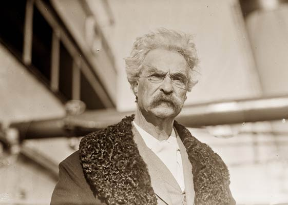 Samuel Langhorne Clemens author Mark Twain