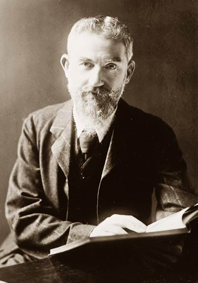 George Bernard Shaw Irish playwright