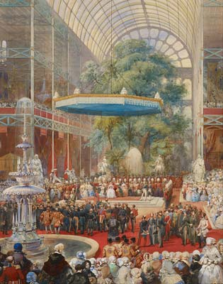 Opening of the Great Exhibition, 1 May 1851