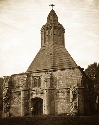 Abbots Kitchen, Glastonbury Abbey